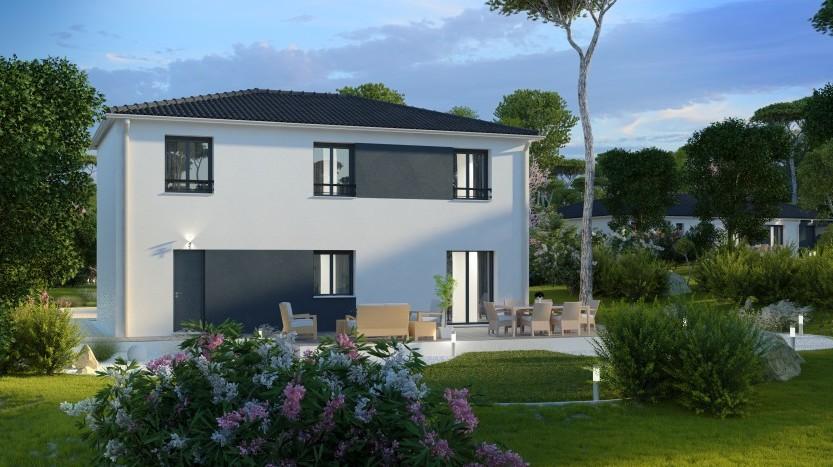Maisons du constructeur MAISONS PIERRE LA ROCHE SUR YON • 109 m² • LANDERONDE