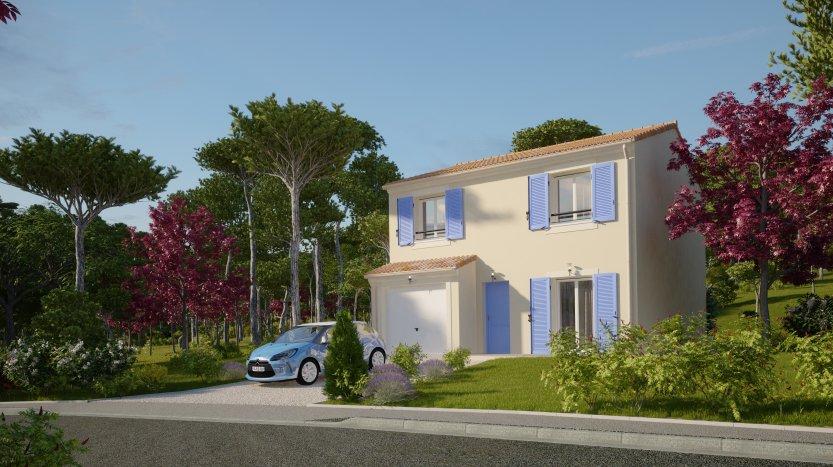Maisons du constructeur MAISONS PIERRE LA ROCHE SUR YON • 96 m² • LA ROCHE SUR YON