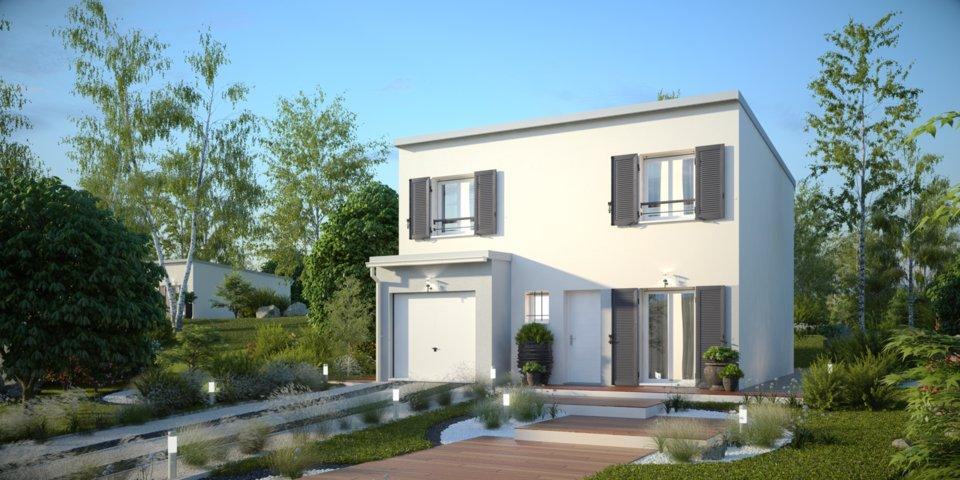 Maisons du constructeur MAISONS PIERRE LA ROCHE SUR YON • 104 m² • AIZENAY