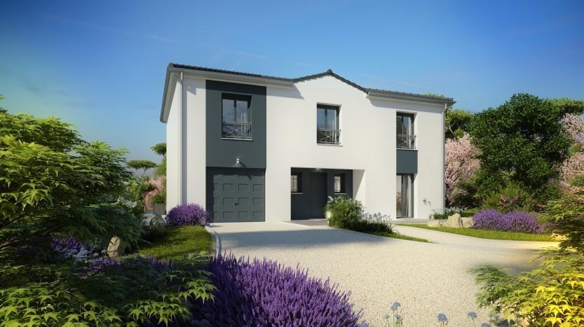 Maisons du constructeur MAISONS PIERRE LA ROCHE SUR YON • 151 m² • MOUILLERON LE CAPTIF
