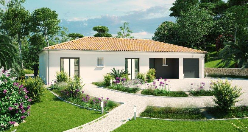 Maisons du constructeur MAISONS PIERRE LA ROCHE SUR YON • 104 m² • LANDERONDE