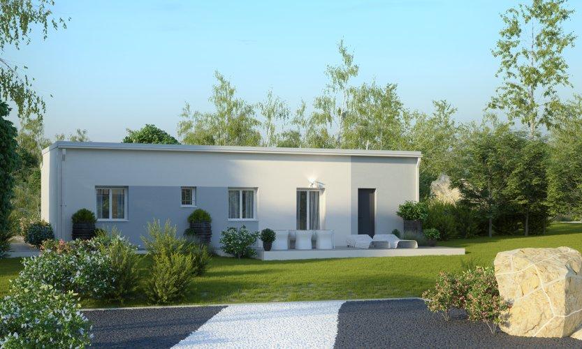 Maisons du constructeur MAISONS PIERRE NANTES SUD • 86 m² • MONNIERES