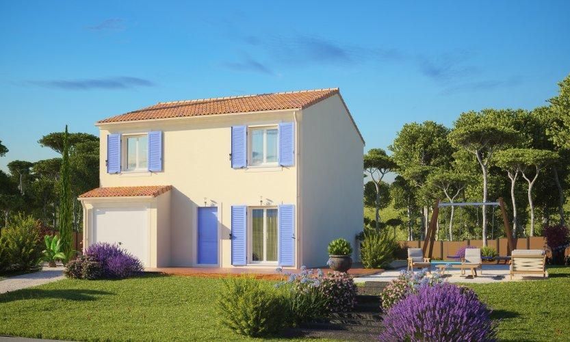 Maisons du constructeur MAISONS PIERRE NANTES SUD • 104 m² • PORT SAINT PERE
