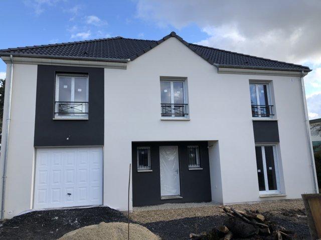 Maisons du constructeur MAISONS PIERRE • 151 m² • LA REMAUDIERE