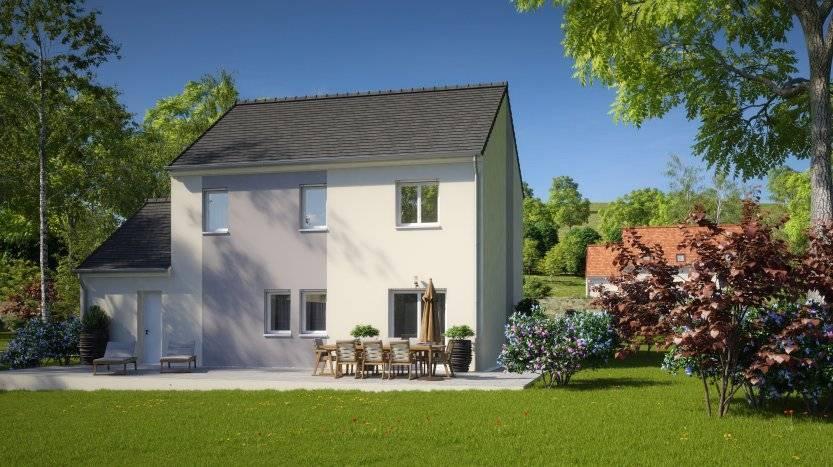Maisons du constructeur MAISONS PIERRE ASNIERES • 110 m² • AUBERGENVILLE