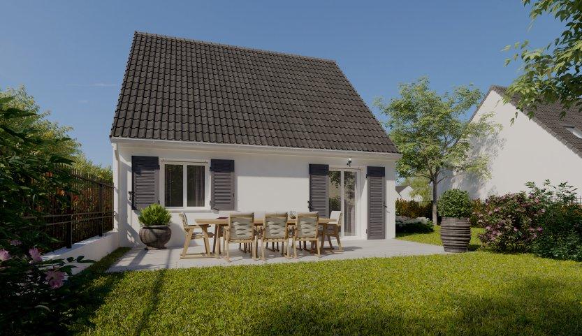 Maisons du constructeur MAISONS PIERRE ASNIERES • 55 m² • LINAS