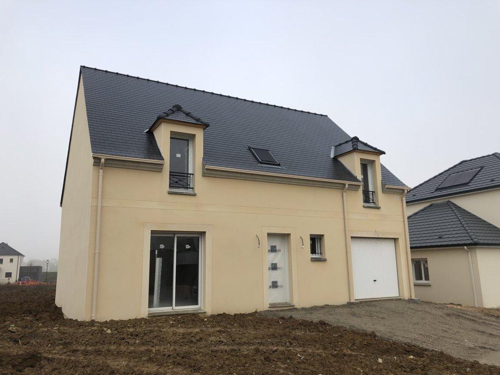 Maisons du constructeur MAISONS PIERRE • 96 m² • AUBERGENVILLE