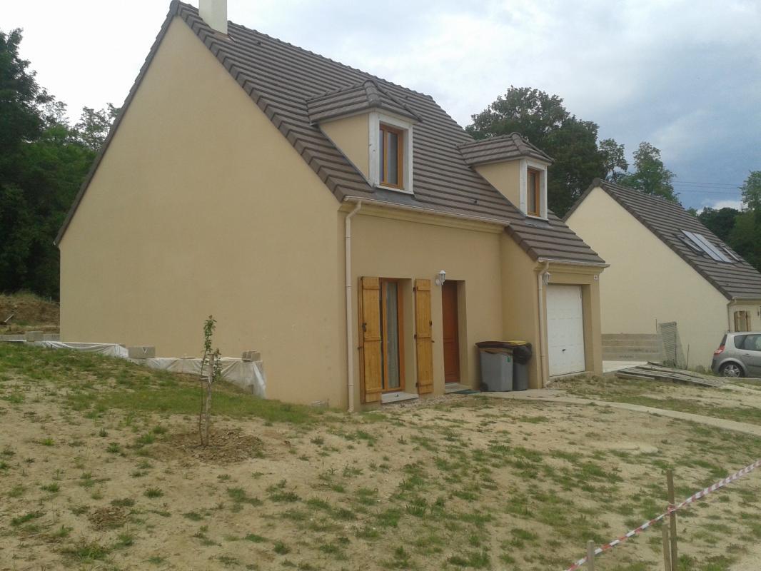 Maisons du constructeur MAISONS PIERRE • 96 m² • GAMBAIS