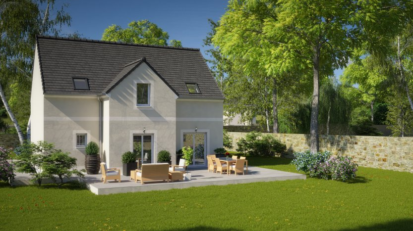 Maisons du constructeur MAISONS PIERRE • 96 m² • MONNAIE
