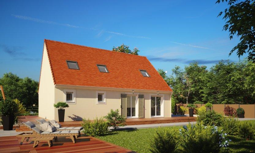 Maisons du constructeur MAISONS PIERRE • 124 m² • VILLANDRY
