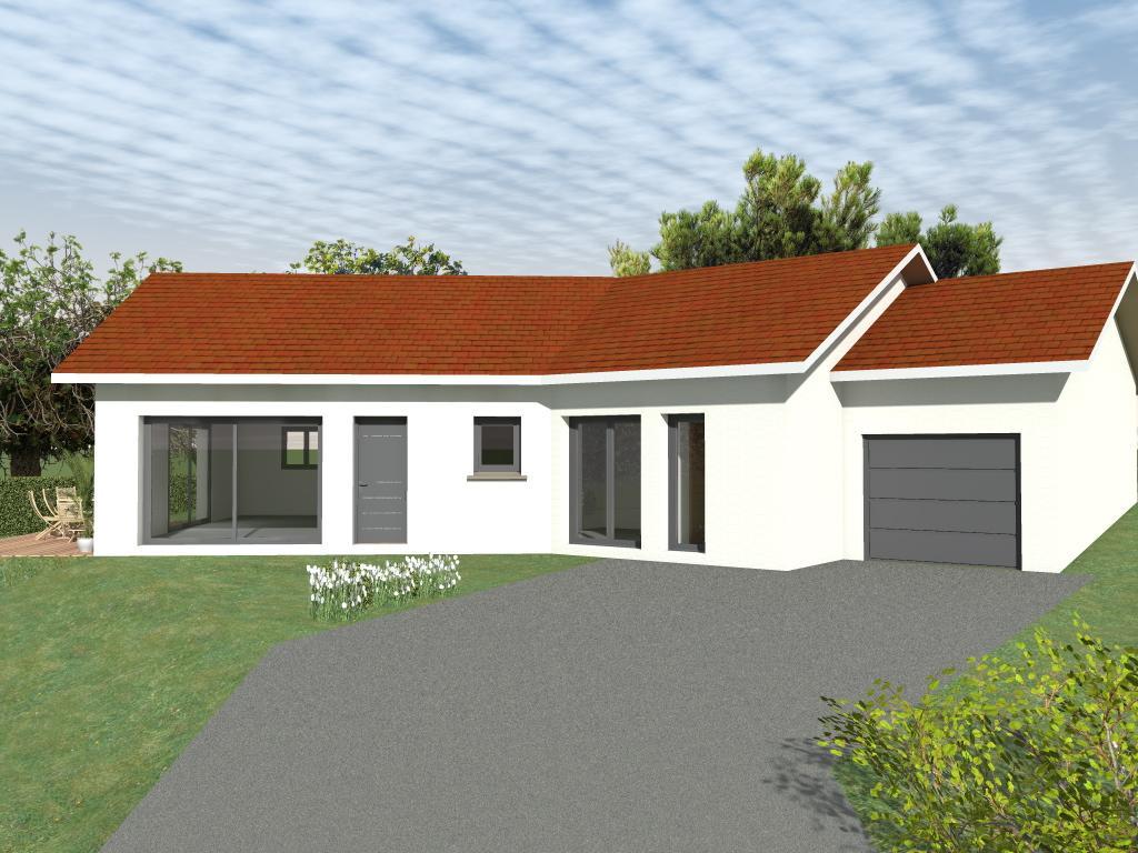 Maisons du constructeur MAISONS LENAC • 126 m² • VILLEROY