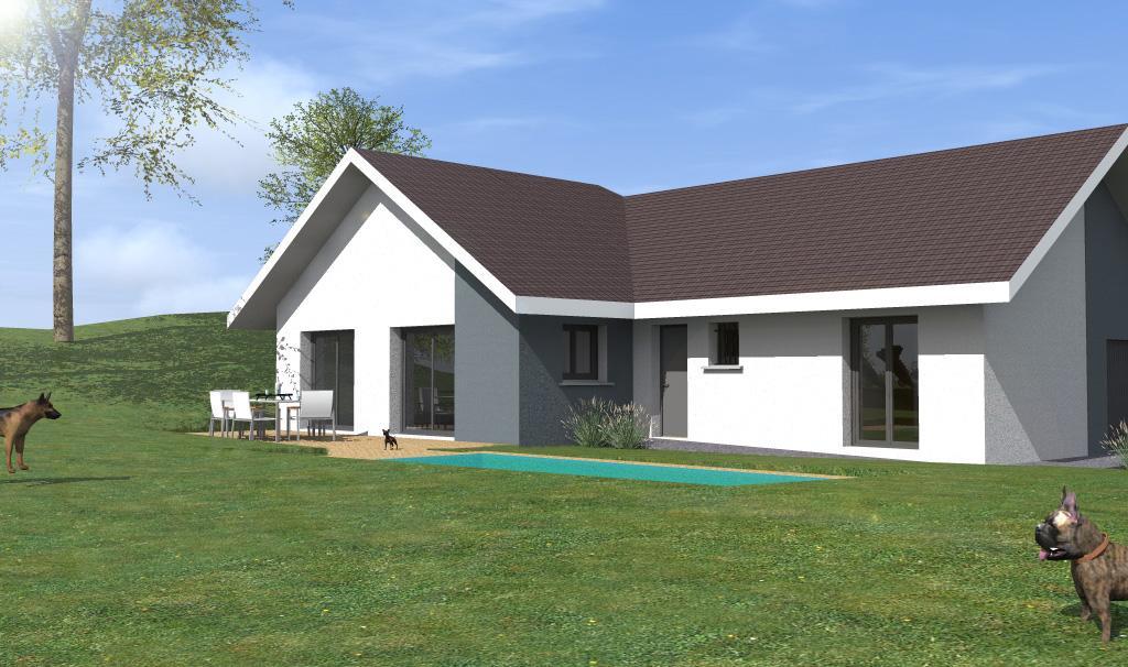 Maisons du constructeur MAISONS LENAC • 134 m² • VERNOY