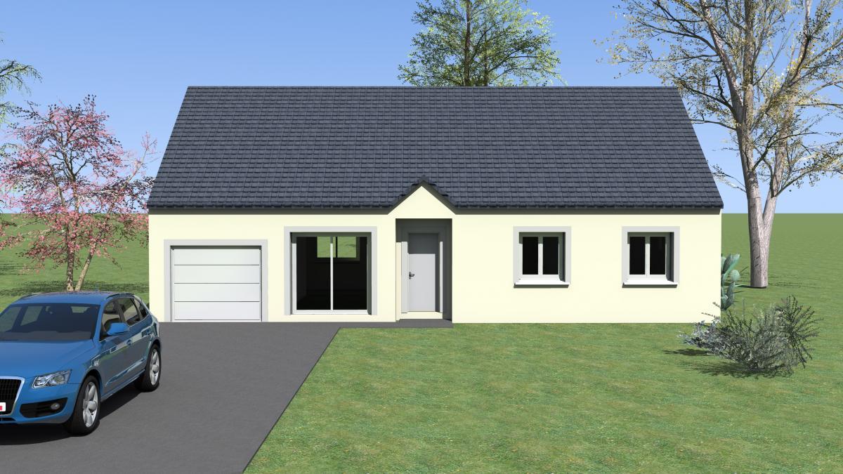 Maisons du constructeur MAISONS LENAC • 110 m² • MIGENNES