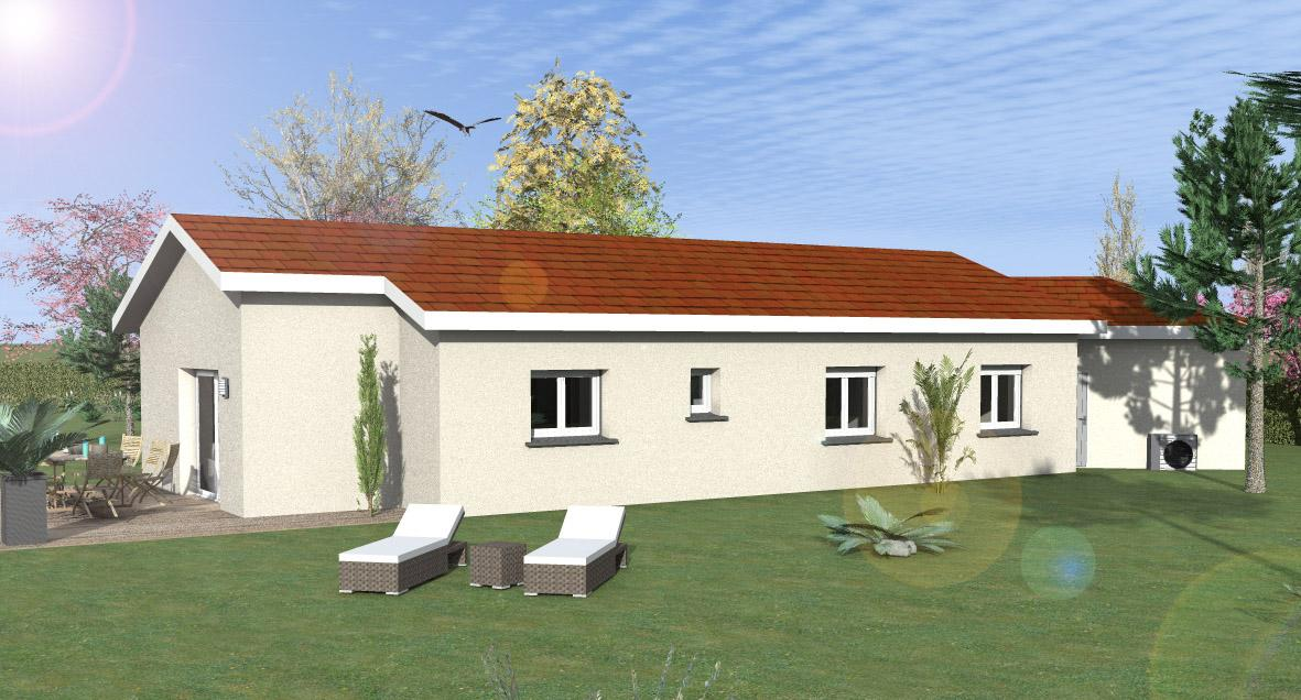 Maisons du constructeur MAISONS LENAC • 120 m² • VILLENEUVE SUR YONNE