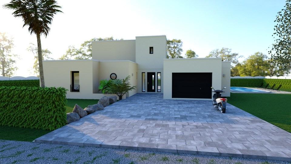 Maisons + Terrains du constructeur Maisons France Confort-maisons-de-manon • 110 m² • PERPIGNAN