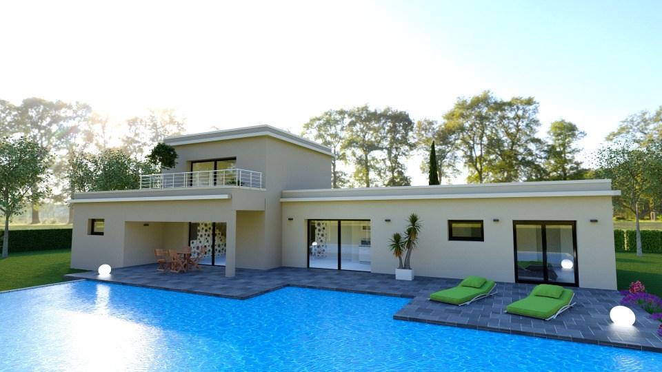 Maisons + Terrains du constructeur Maisons France Confort-maisons-de-manon • 125 m² • TOULOUGES