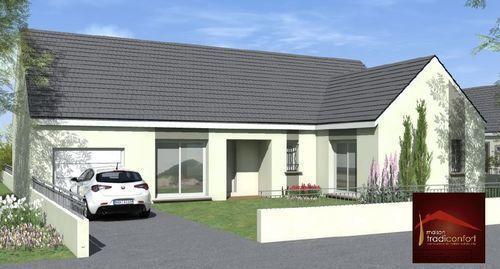 Maisons du constructeur TRADICONFORT 89 • 110 m² • AUXERRE
