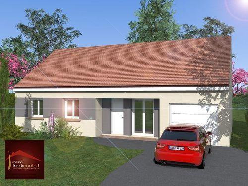 Maisons du constructeur TRADICONFORT 89 • 92 m² • APPOIGNY