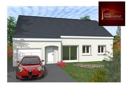 Maisons du constructeur TRADICONFORT 89 • 91 m² • VENOY