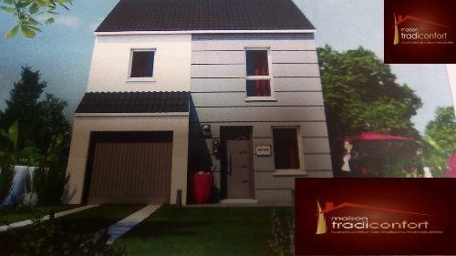 Maisons du constructeur TRADICONFORT 89 • 92 m² • AUXERRE