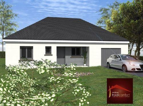 Maisons du constructeur TRADICONFORT 89 • 111 m² • VERRIERES