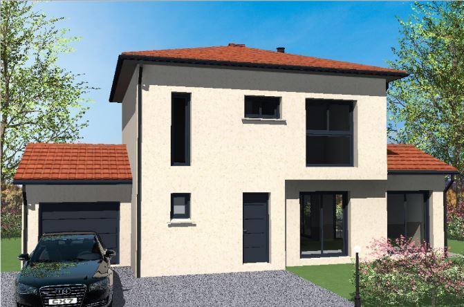 Maisons du constructeur TRADICONFORT 89 • 130 m² • CHEROY