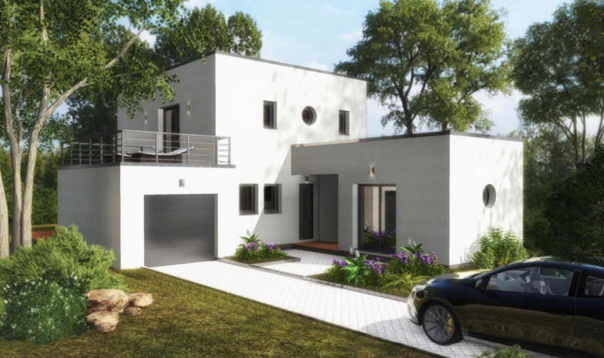 Maisons du constructeur TRADICONFORT 89 • 128 m² • SAINT FARGEAU