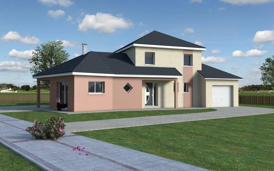 Maisons du constructeur TRADICONFORT 89 • 137 m² • AVALLON