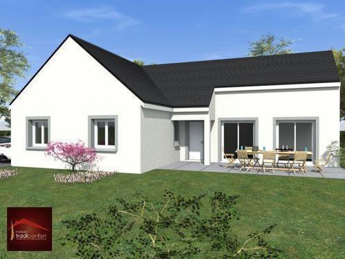 Maisons du constructeur TRADICONFORT 89 • 107 m² • VILLEFARGEAU
