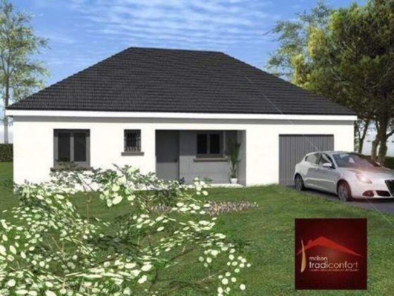 Maisons du constructeur TRADICONFORT 89 • 107 m² • AVALLON