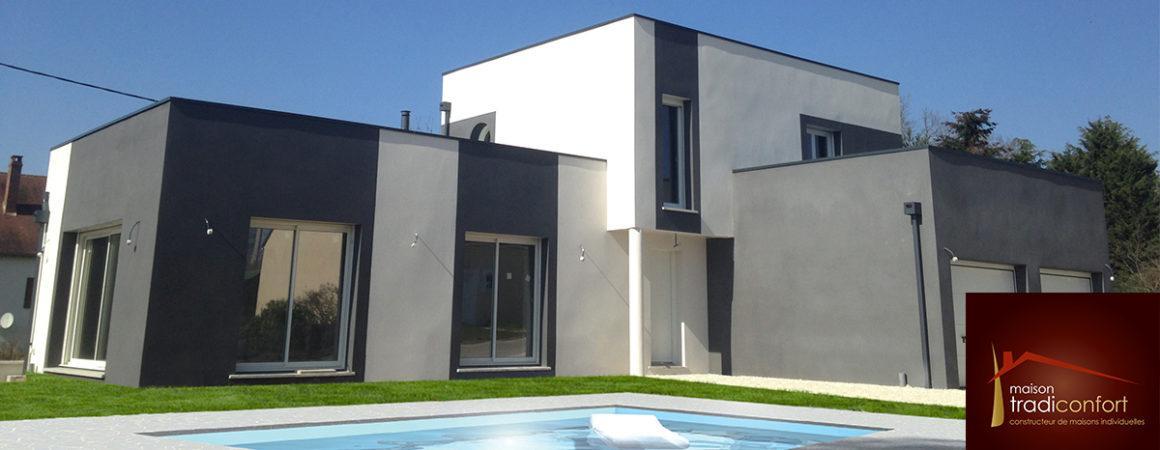 Maisons du constructeur TRADICONFORT 89 • 150 m² • VILLENEUVE SUR YONNE