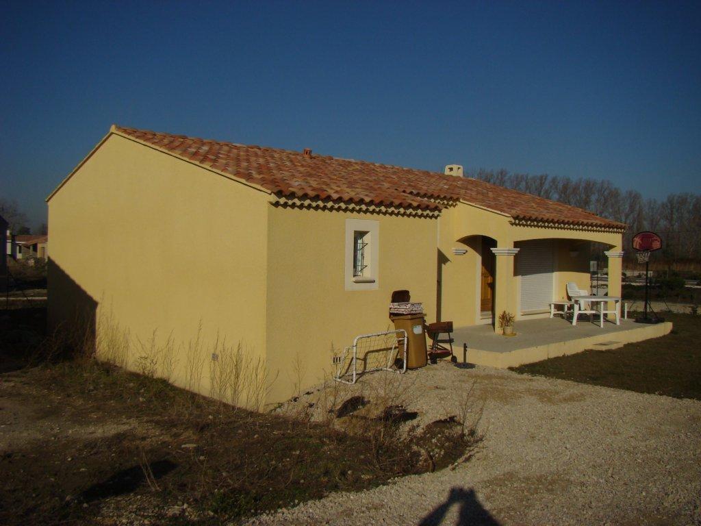 Maisons du constructeur DEMEURES PROVENCE SUD • 85 m² • ORANGE