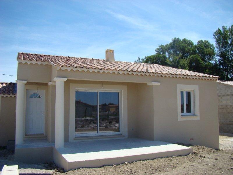 Maisons du constructeur DEMEURES PROVENCE SUD • 85 m² • LE THOR