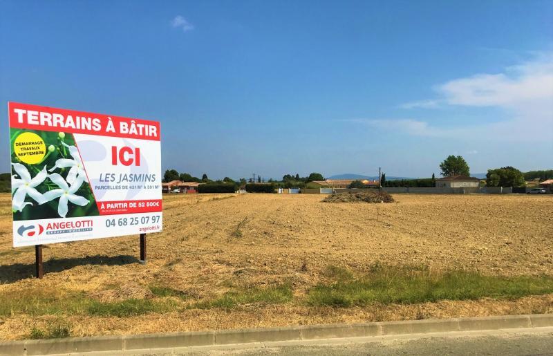Terrains du constructeur ANGELOTTI - AGENCE DE CARCASSONNE • 481 m² • VILLEMOUSTAUSSOU