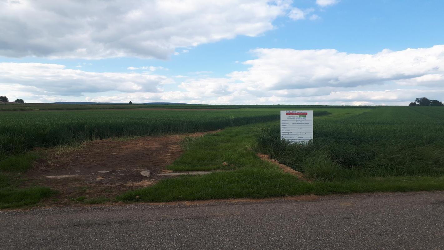 Terrains du constructeur Crédit Mutuel Aménagement foncier • 500 m² • SURBOURG