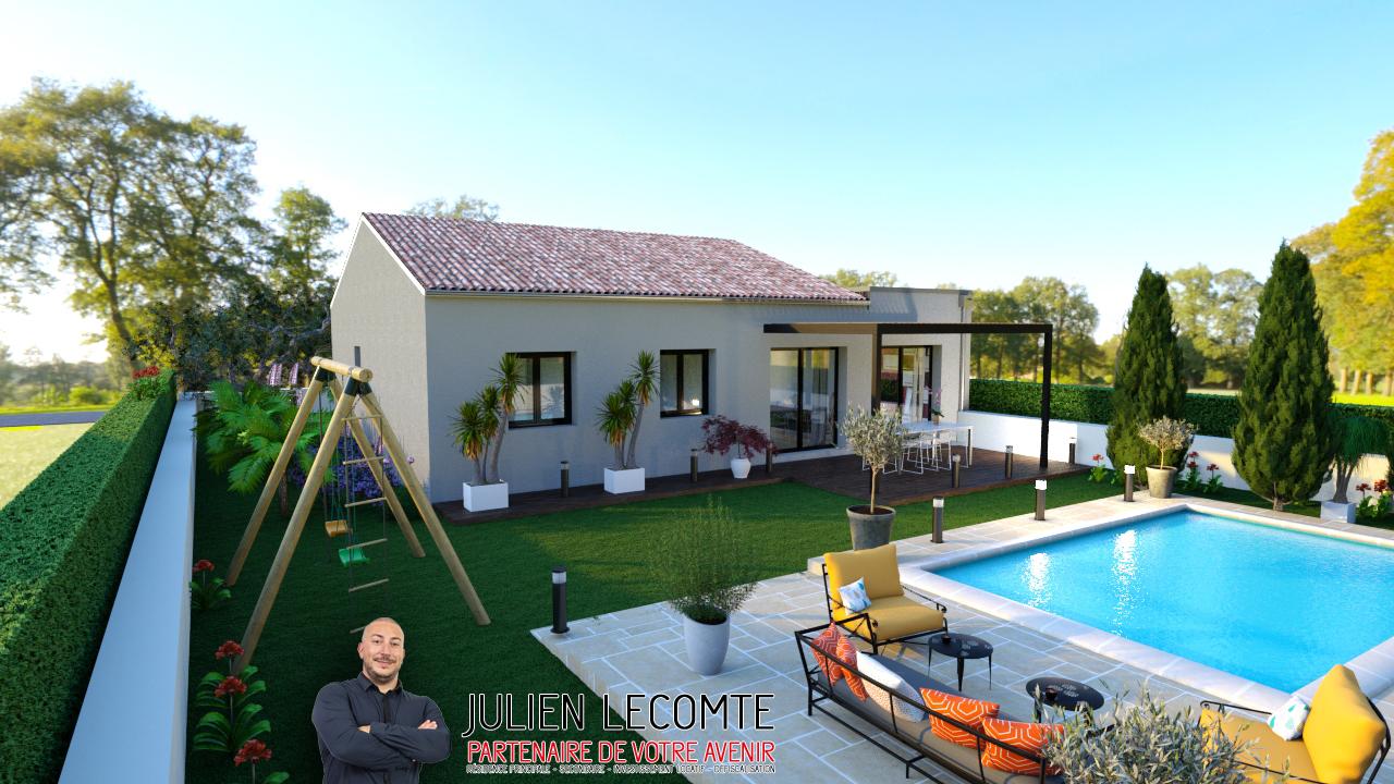 Maisons + Terrains du constructeur SM MAISON • 85 m² • MARAUSSAN