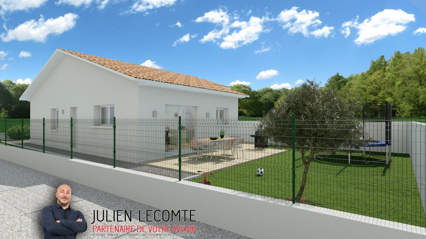 Maisons + Terrains du constructeur SM MAISON • 85 m² • THEZAN LES BEZIERS