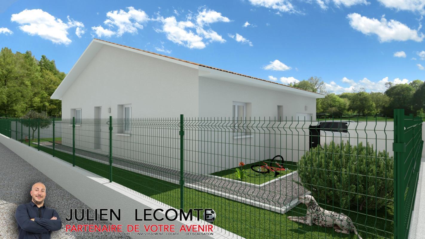Maisons + Terrains du constructeur SM MAISON • 65 m² • BEZIERS