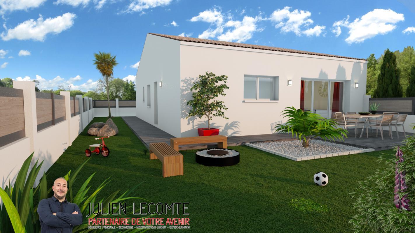 Maisons + Terrains du constructeur SM MAISON • 75 m² • LAURENS