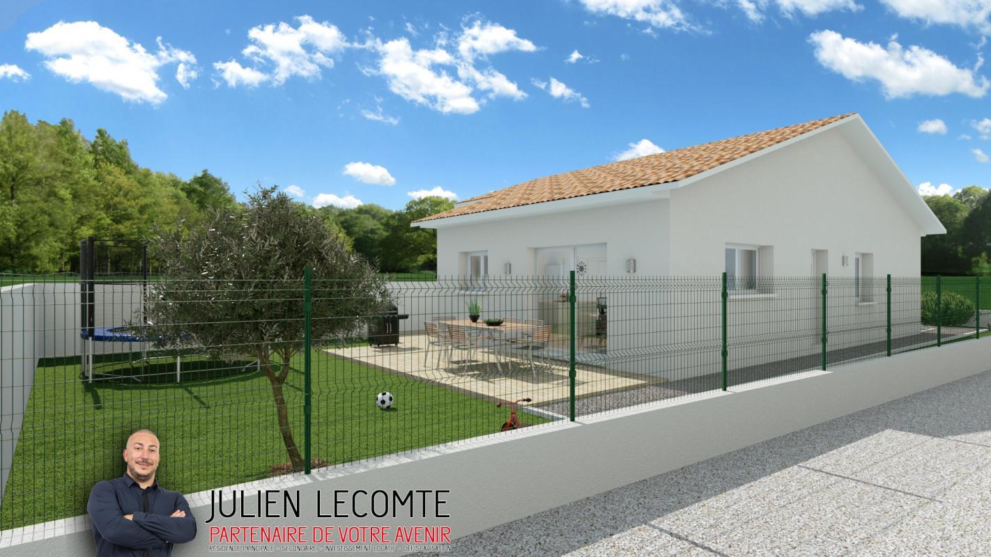 Maisons + Terrains du constructeur SM MAISON • 100 m² • CERS