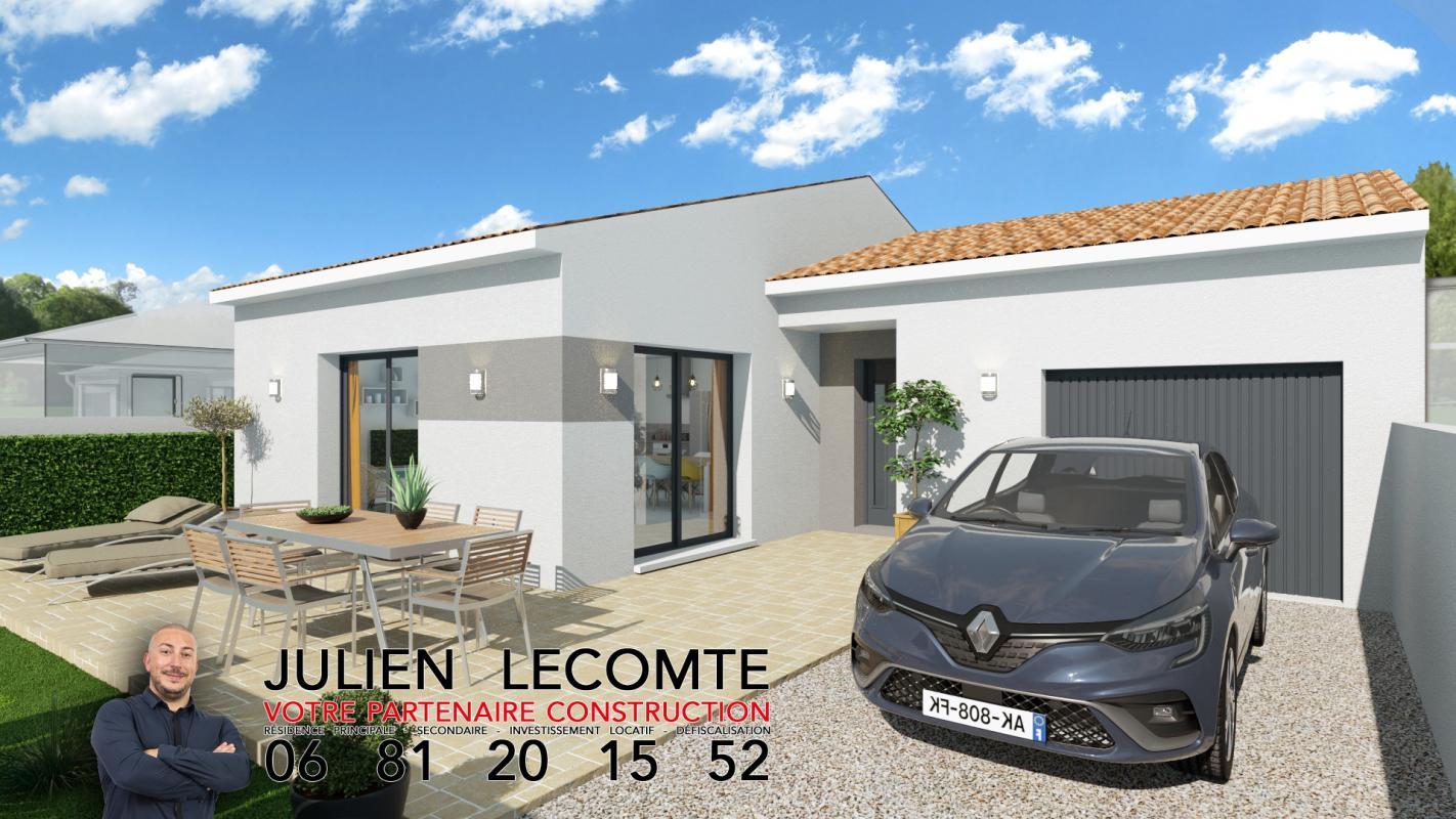 Maisons + Terrains du constructeur SM MAISON • 90 m² • CAZOULS LES BEZIERS
