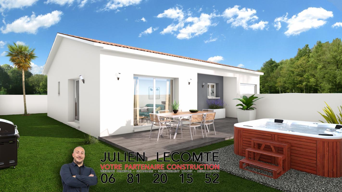 Maisons + Terrains du constructeur SM MAISON • 90 m² • COLOMBIERS