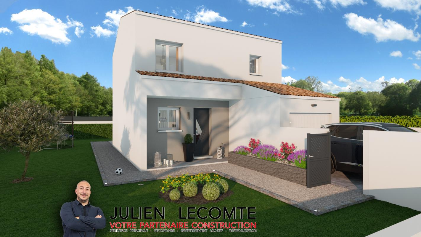 Maisons + Terrains du constructeur SM MAISON • 85 m² • COLOMBIERS