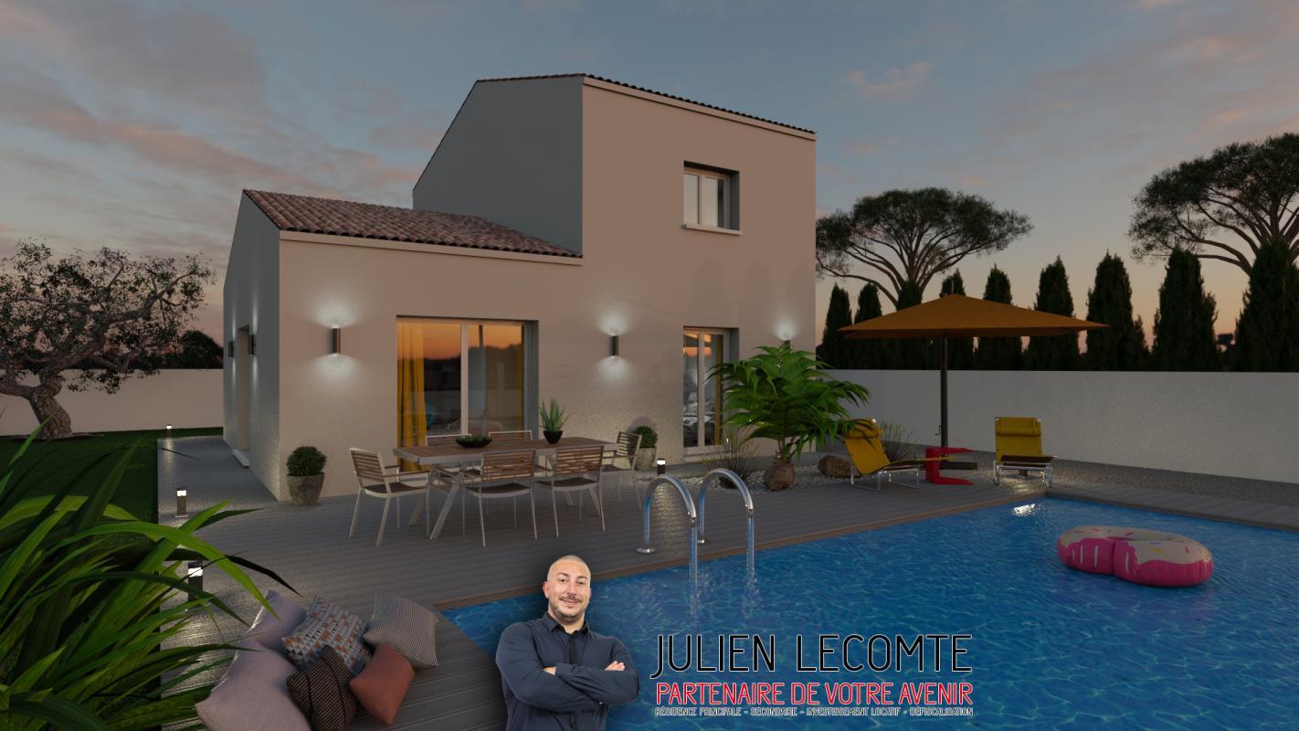 Maisons + Terrains du constructeur SM MAISON • 93 m² • COLOMBIERS