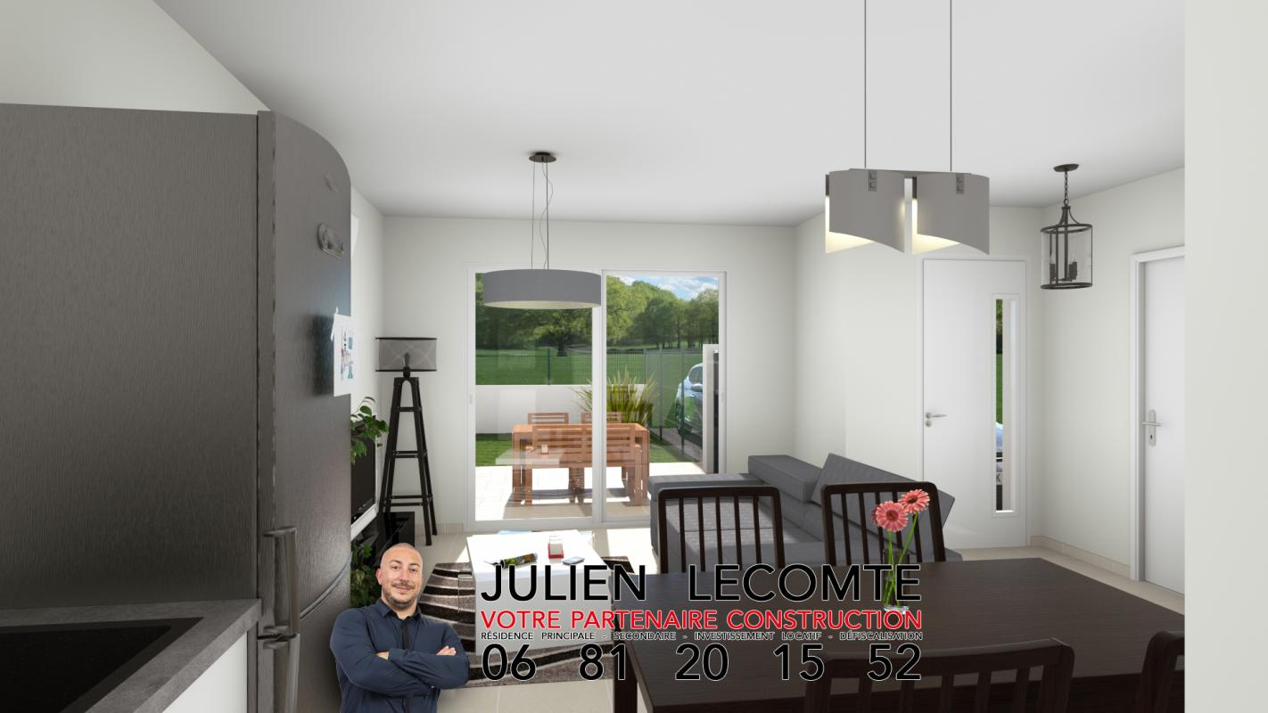 Maisons + Terrains du constructeur SM MAISON • 51 m² • MONTBLANC