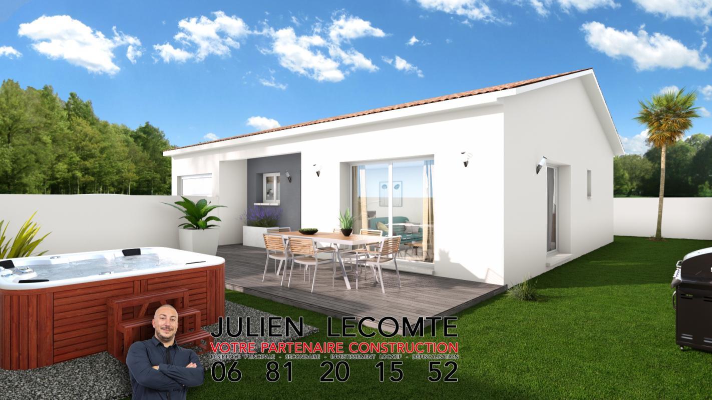 Maisons + Terrains du constructeur SM MAISON • 80 m² • MONTBLANC