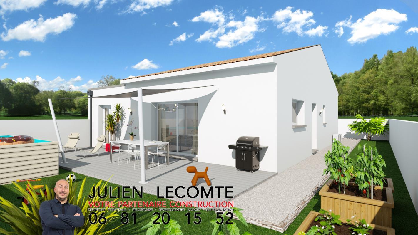 Maisons + Terrains du constructeur SM MAISON • 90 m² • BASSAN