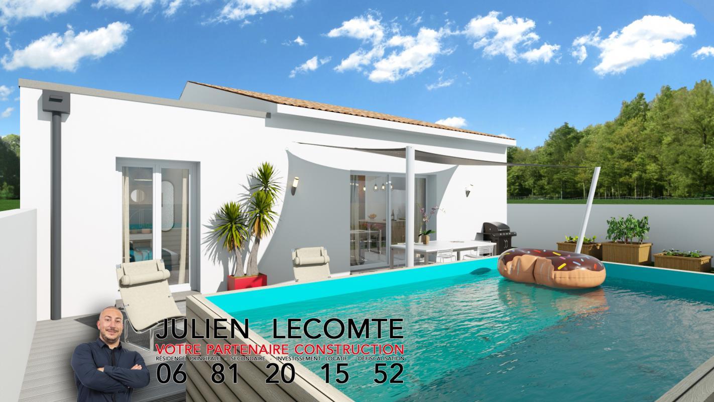 Maisons + Terrains du constructeur SM MAISON • 90 m² • MARAUSSAN