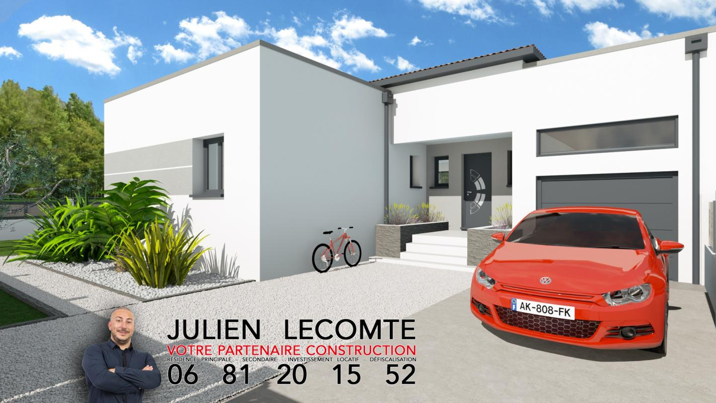 Maisons + Terrains du constructeur SM MAISON • 98 m² • BEZIERS