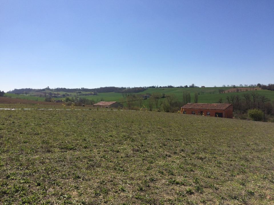 Terrains du constructeur MAISONS FRANCE CONFORT • 1400 m² • SAINT JULIA
